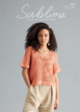 a8c20748e Top in Sublime Isabella DK - 6131 - Downloadable PDF