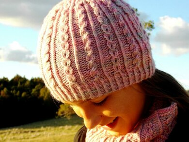 a3d80e91 Hemlock Hat Knitting pattern by Gabriella Henry | Knitting Patterns ...