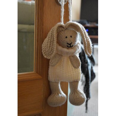 Bunny Baggles Easter Pattern