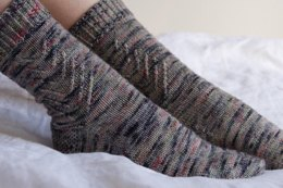 Frasier Fir Socks