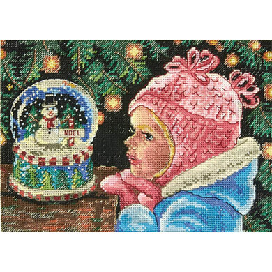 Dimensions Christmas Wishes Cross Stitch Kit