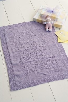 Enchanted Castle Afghan
