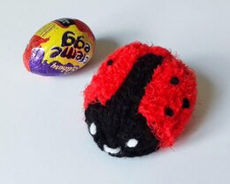 Lucky Ladybird - Easter Egg Cover