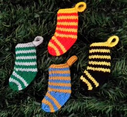 Hogwarts Style Christmas Stockings