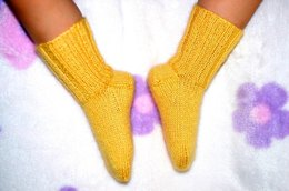Basic Socks for Baby