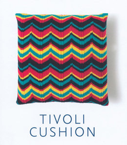 Tivoli Cushion Cover in MillaMia Merino Wool