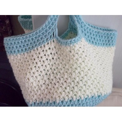 Suzetta Bag Crochet Pattern