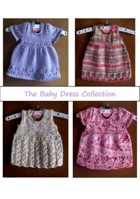 Baby Dresses Collection E-Book
