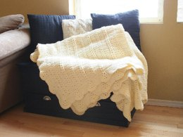 H05 Afghan Blanket Throw Madeleine