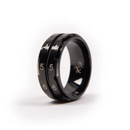KnitPro Black Row Counter Ring