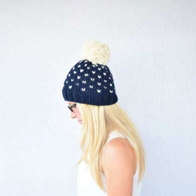 The Colorado Fair Isle Knitted Hat
