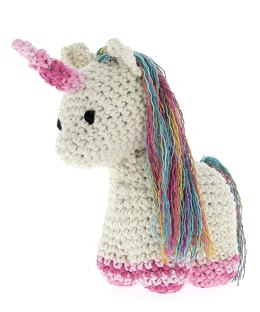 Hoooked Unicorn Nora Kit Eco Barbante