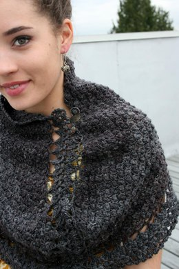 Cracked Glass Cowl