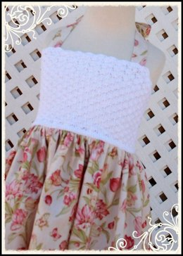 Shell Bodice dress pattern