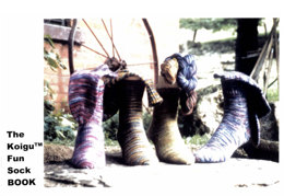 The Koigu Fun Sock Book 1