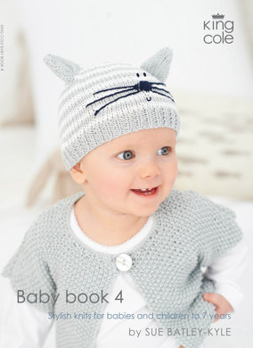 King Cole Baby Book Four
