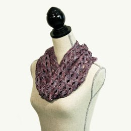 Cascading Cables Cowl