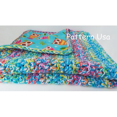 Magical mystery blanket pattern