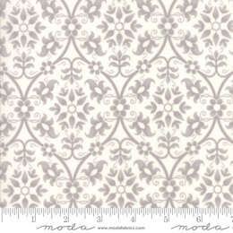 Moda Fabrics 3 Sisters Poetry Porcelain Stone Fabric - 44133 11