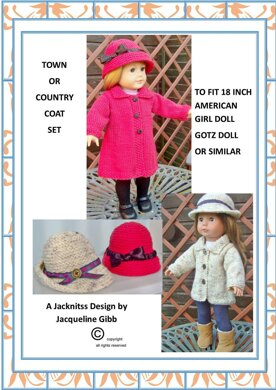15 Town and Country Coat Sets