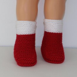 Toddler Simple Christmas Boots