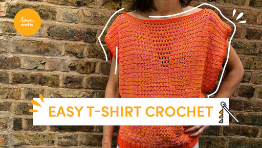 10 of the best crochet tops, plus step-by-step video!