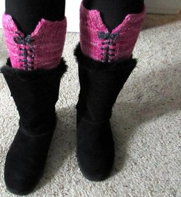 Lace Up Boot Cuffs