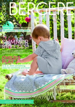 Bergere de France Magazine 179 - Child's Spring/Summer 2015