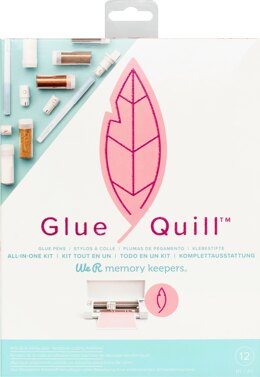 We R Memory Keepers Glue Quill Starter Kit - 611051