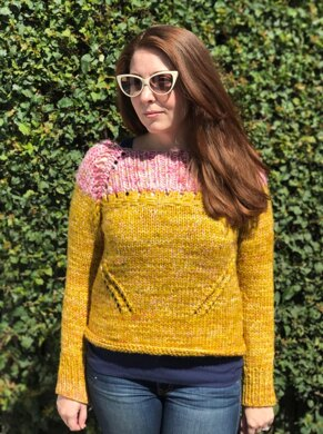 The Mary Pullover