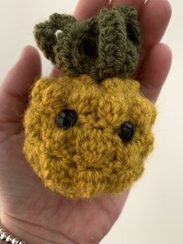 Pineapple Amigurumi