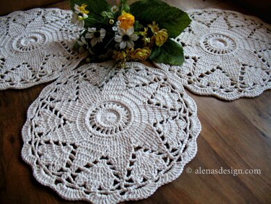 Star Flower Placemat