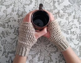 Mittens fingerless