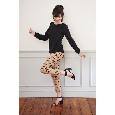 Sew Over It Ultimate Trousers - Downloadable PDF, Size UK 8-20