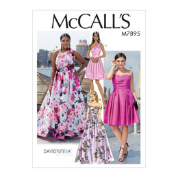 McCall's Misses'/Women's Dresses M7895 - Sewing Pattern