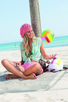 Manu Bay Hat in Schachenmayr Favorito - Downloadable PDF