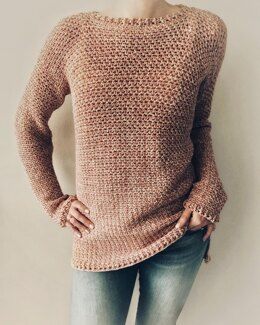 Rose Dust Sweater