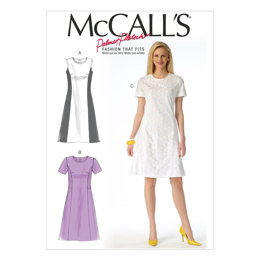 McCall's Misses'/Women's Dresses M7169 - Sewing Pattern