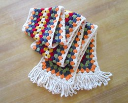 Fall for Granny Scarf