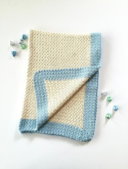 Wrapped in Love Baby Blanket