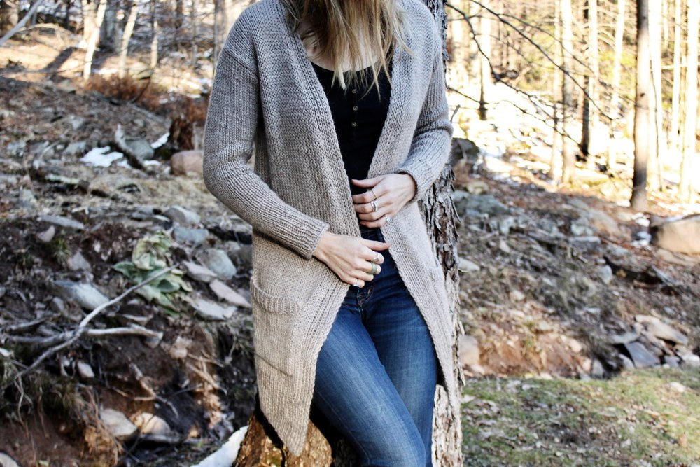 adac48696 Lillian Cardigan.  3.50. off. Downloadable pattern. Independent Designer.  By Two of Wands
