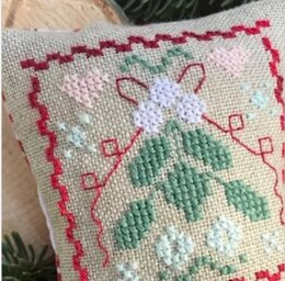 Luhu Stitches Little Winter Fling - December - Downloadable PDF