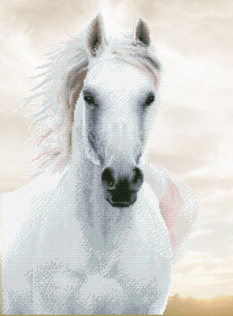 Diamond Dotz Imperial Stallion Embroidery Kit