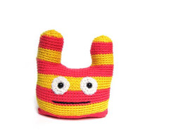 Mixtro The Monster Toy in Ella Rae Classic Wool