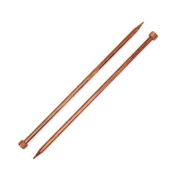 KnitPro Ginger Single Point Needles 35cm (14in) (1 Pair)