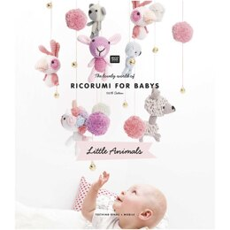 Ricorumi For Babies Little Animals by Rico