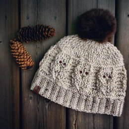 Love of Owls Hat