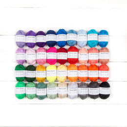 Paintbox Yarns Simply DK 10g Mini Ball 36 Ball Color Pack