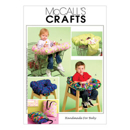 McCall's 3-In-1 Shopping Cart Cover M5721 - Paper Pattern Size One Size Only