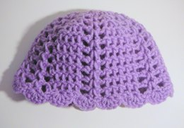 Ava Beanie Worsted Weight Version